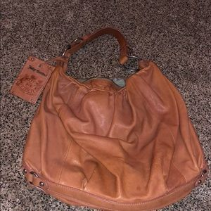 Juicy couture leather brown